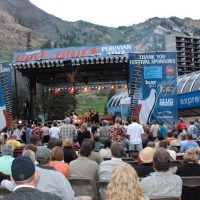 Rock & Blues at Snowbird Ski Resort, Utah